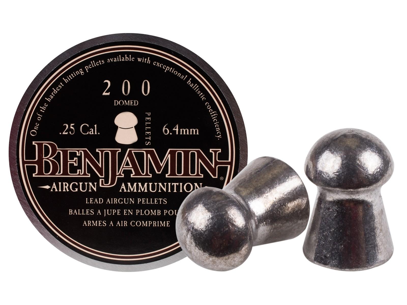 Benjamin .25 Cal.