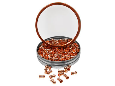 Gamo PBA Bullet, .22 Cal, 14.4 Grains, Pointed, Lead-Free, 100ct