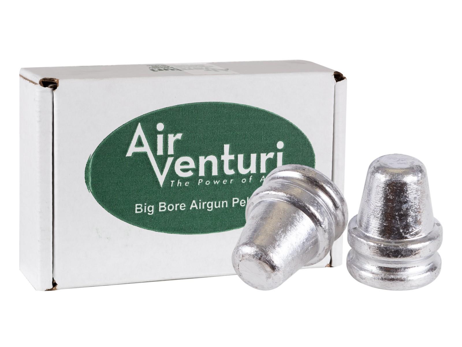 Air Venturi .45 Cal, 176 Grains, Semiwadcutter, 50ct
