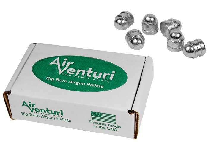 Air Venturi .45 Cal, 180 Grains, Round Nose, 50ct