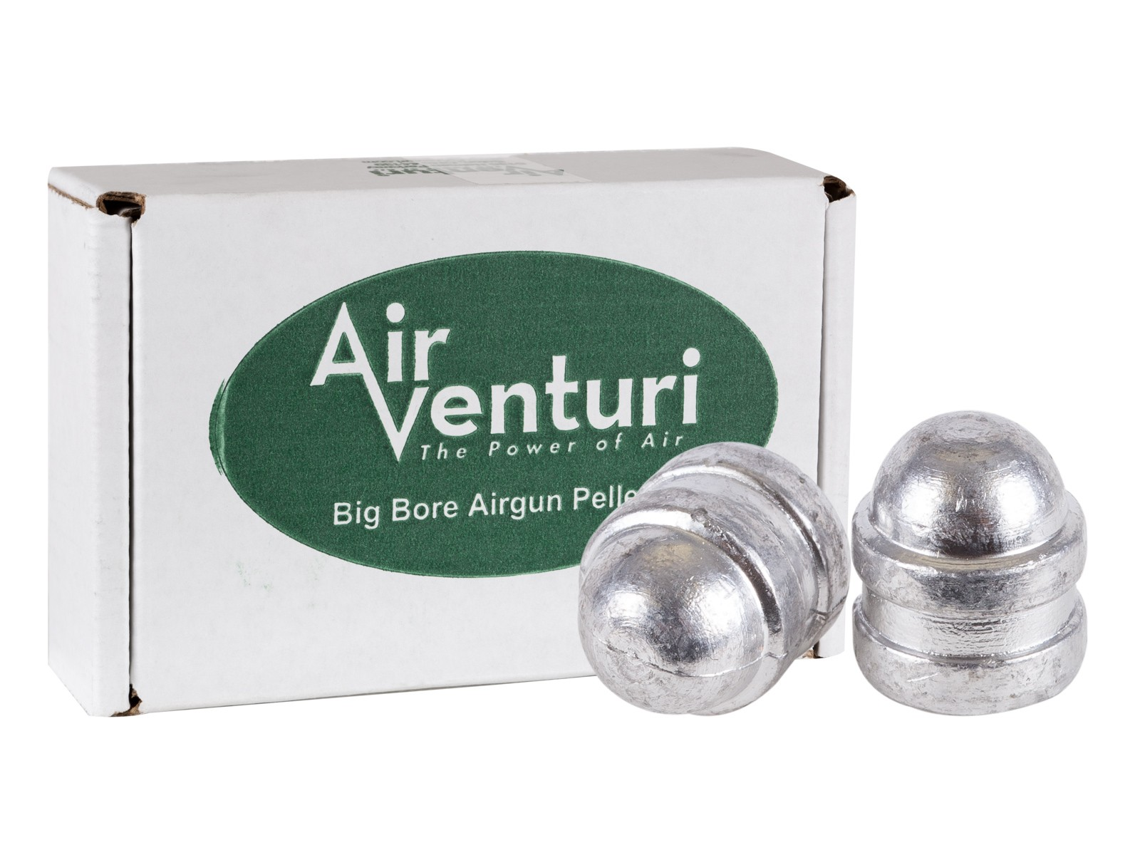 Air Venturi .45 Cal, 180 Grains, Round Nose, 50ct