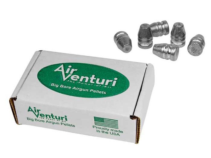 Air Venturi .356 Cal, 127 Grains, Flat Nose, 100ct