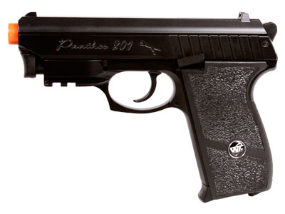 WinGun Panther 801 CO2 Blowback Airsoft Pistol