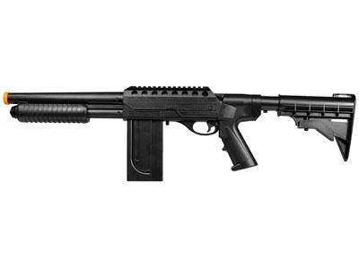 Remington TAC 1, Black