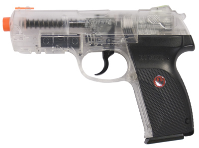 Ruger P345PR Airsoft Pistol, Clear