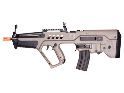 S&T Armament T21 Explorer AEG Airsoft Rifle, Tan