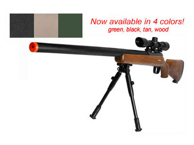 TSD Sniper Series SD700 Airsoft Rifle in 4 colors