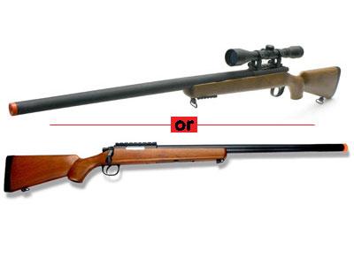 TSD Tactical Series SD700 - Wood