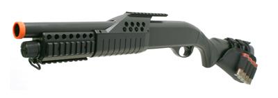 TSD Sports Series SD87 Shotgun, Fixed Stock