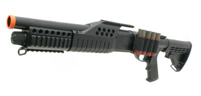 TSD Sports Series SD87 Shotgun, Retractable Stock