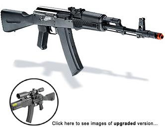 ICS AK74 Metal.