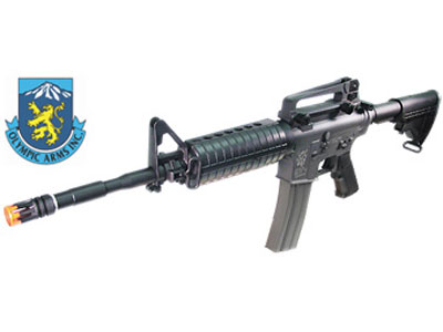 ICS Olympic Arms PCR-97 M44 AEG, Collapsible Stock