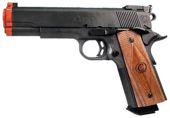 Caspian 45 Gas Airsoft Pistol