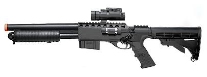 M47A2 Double Eagle Collapsible Stock Shotgun