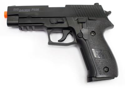 SIG Sauer P226 Spring Pistol Metal Version