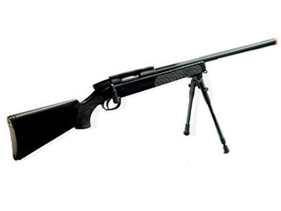 UTG Airsoft Master Sniper Black