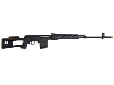 A&K NDM 86 Bolt Action Spring Sniper Rifle