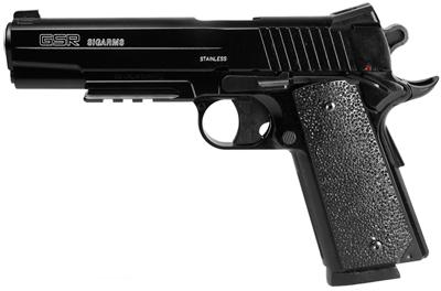 SIG Sauer GSR .177 cal CO2 w/Metal Slide Pistol