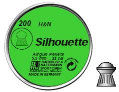 H&N .22 SILHOUETTE.