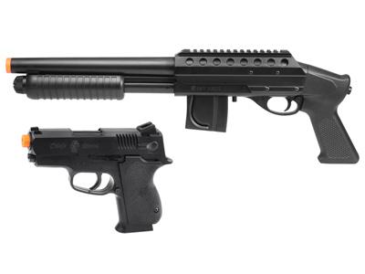 Smith & Wesson M3000 Airsoft Shotgun Kit