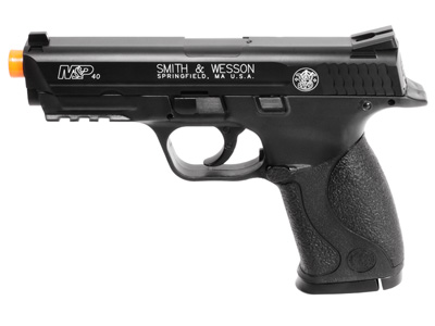 Smith & Wesson M&P 40 CO2 Pistol, Black