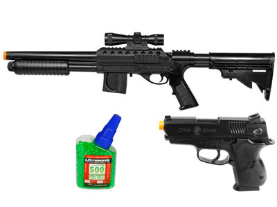 Smith & Wesson Tactical Duty Airsoft Kit