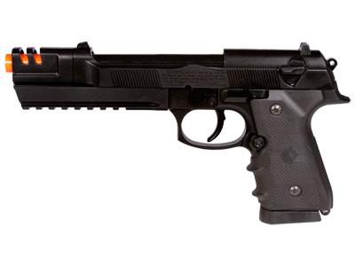 Crosman Stinger P50 Spring Airsoft Pistol, Black