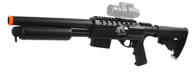 TSD M47D Shotgun Adjustable Stock