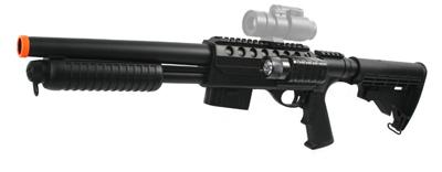 TSD M47D Shotgun.