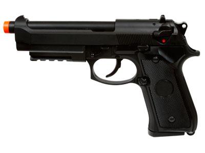TSD M9 Mil Spec Gas Blowback Airsoft Pistol