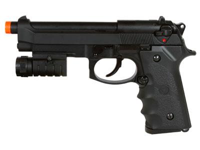 TSD M9-Tac Gas Blowback Airsoft Pistol