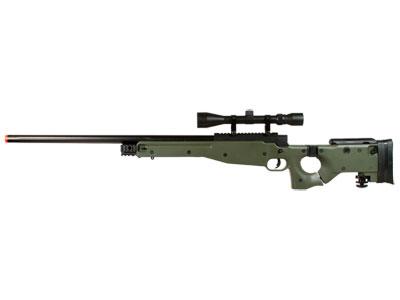 TSD Tactical SD99 Airsoft Sniper Rifle, OD Green