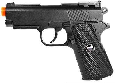 TSD Sports Full Metal M1911 CO2 Pistol, Black