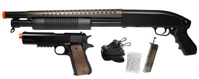 TSD T-Rex Shotgun & M1911 Combo Pack