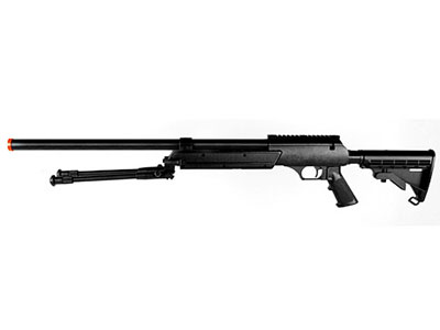 TSD Tactical SD98 Sniper Rifle, Black