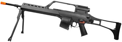 TSD Tactical Gen.II SR6MG w/ Scope & Bipod