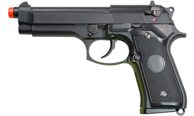 TSD  M9X MIL SPEC GBB Airsoft Pistol