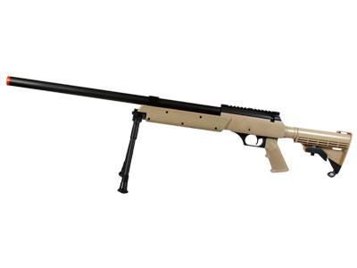 TSD Tactical SD98 Airsoft Sniper, Tan