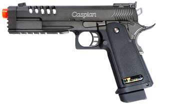 Caspian Hi-Capa 5.1K-Tac Gas Pistol