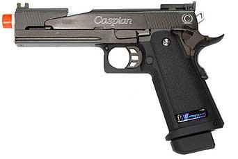 Caspian Hi-Capa 5.1 Dragon Gas Pistol