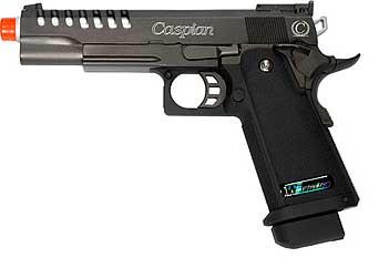 Caspian Hi-Capa 5.1K Gas Pistol