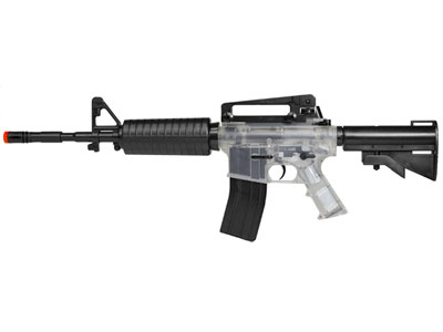 Tactical Force TF4 Carbine, Clear