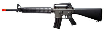 Airsoft Guns, SRC,M16A4 Airsoft AEG Rifle,automatic electric gun, Airsoft assault rifle,AEG, AR15, AR-15pyramyd air