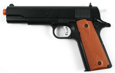 Tanfoglio Witness 1911 Airsoft Spring Pistol