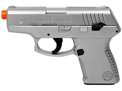 Taurus Millennium PT111 Airsoft Pistol, Silver