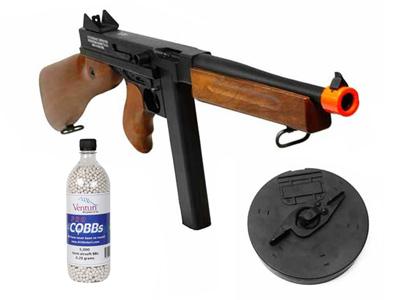 Thompson Military Metal M1A1 AEG Kit