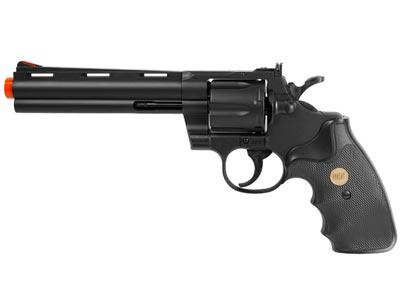 "938 UHC 6"" revolver, Black"