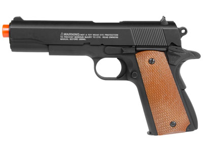 UTG Sport U988 1911 Spring Airsoft Metal Pistol