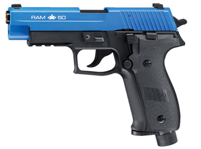 RAM X50 Paintball.