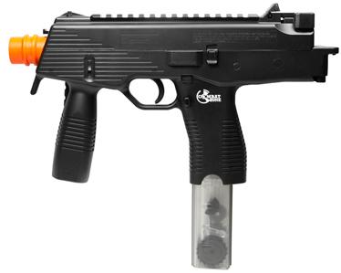 Combat Zone MAG-9 Electric Submachine Gun, Black